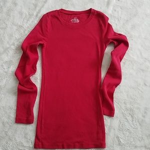 J Crew Perfect Fit Long Sleeve Tee